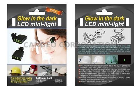Taiwan Cl 033 Mini Led Light For Google Glass Tools Eye Glasses