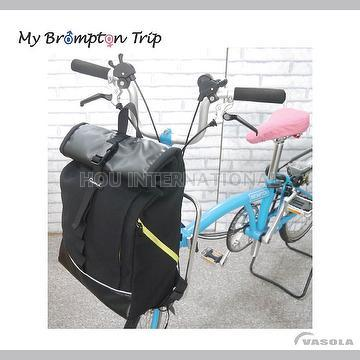 Laptop Handlebar Backpack for 15.6