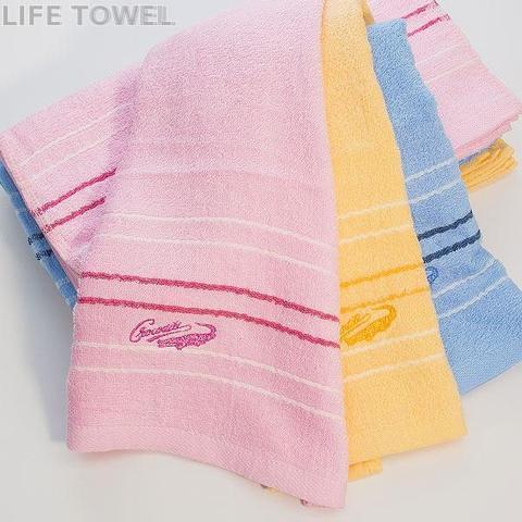 日系線緞毛巾
