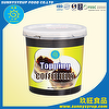 Best Quality topping 3.3kg  Coffee Jelly Sunnysyrup Bubble Tea Supplier