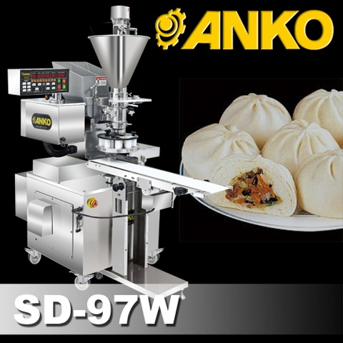 Automatic Meat Bun Making Machine (Stainless Steel, Hot Sale)
