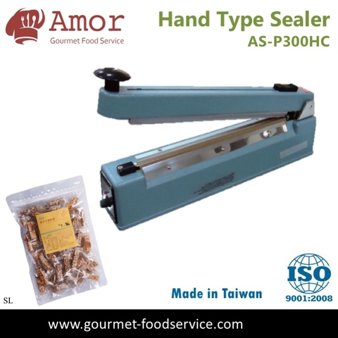 Plastic Impulse Sealer