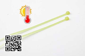Heat Stabilized Cable Tie