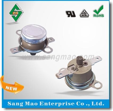 1C4A Disc-Type Manual Reset Bimetal Thermostat Switch