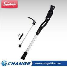 CHANGE customized mountain folding bike kickstand support for bicycle