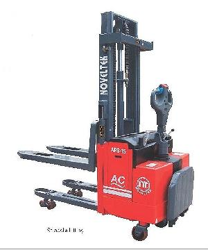 Advanced Powered Pallet Stacker (AC System)
