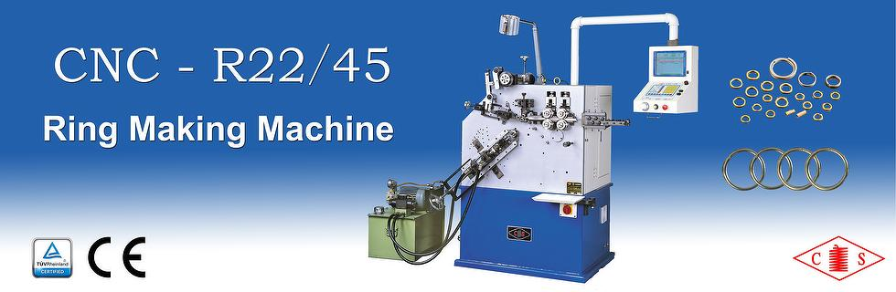 CNC - R22/45 Ring/Circle Making Machine