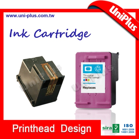 Compatible ink cartridge for HP 662XL 675XL 901XL inkjet cartridge
