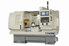 High-Precision Flat Bed CNC Lathe Metal Cutting Machine