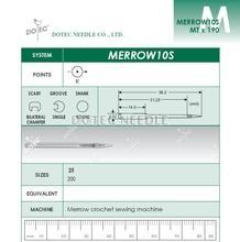 MERROW10S - Merrow crochet sewing Machine Needle