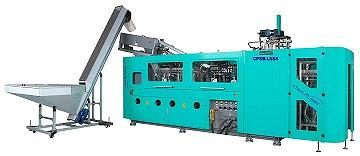 PET STRETCH BLOW MOULDING MACHINE (FULLY ELECTRIC)