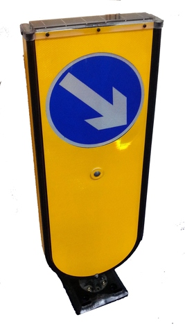 customer order direction arrow sign signal