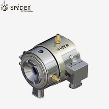 Taiwan silicone insulated wire cable extruder crosshead for wire ...