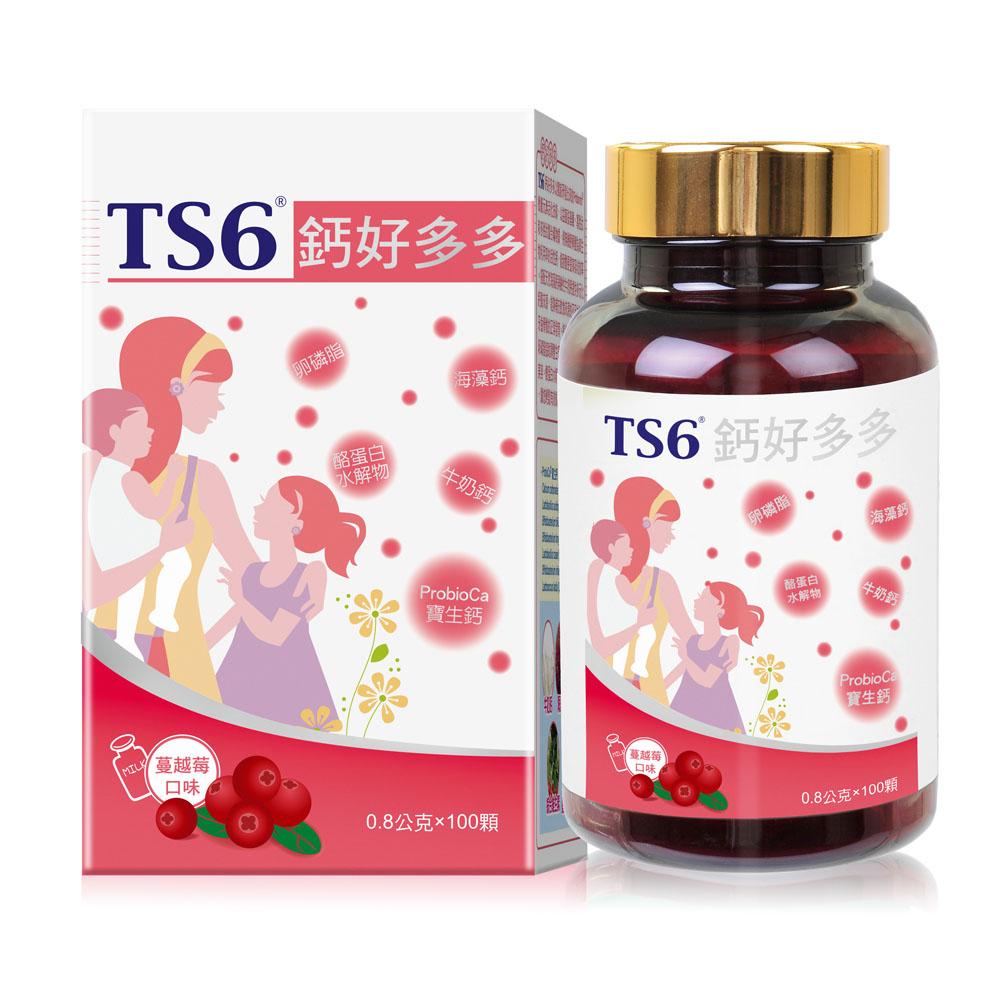 TS6<sup>®</sup> Pro-Bio Ca+