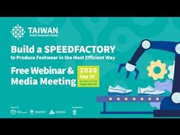 "#Livestream Product Launch of Taiwan Smart Shoemaking Machinery Solutions Topic : Build a ""Speedfactory"" to Produce Footwear in the Most Efficient Way Date : Tuesday , Sep 29th,2020 Time : 15:00-16:00 Taipei Times (GMT+8) Website : https://twmt.taiwantrade.com/mp/taiwan-machinery-free-webinar-9 Presenters: #Chenfull International Co., Ltd. - Shoe manufacturing technology evolution. #TienKang Co., Ltd. - Technological strategies for component molding—innovation & digitization in the shoe industry. #YeHone Enterprise Co., Ltd. - A Taiwanese toe-lasting machine that surprises even the most fastidious Italian shoemakers. #KingSteel Machinery Co., Ltd. - Innovating steps for the world. #SincerePioneer Enterprise Co., Ltd. - The lasting machine leader! Professional, customized production, perfect solution for a variety of shoe types. Fill up the questionnaire to get webinar PowerPoints and product references: https://taitra.surveycake.biz/s/0DZY2 To know more about #Taiwan Smart Machinery ►Official website│https://twmt.taiwantrade.com/ ►Facebook│https://www.facebook.com/twmachinetools/ ►YouTube│https://www.youtube.com/channel/UCY3e... ►Twitter│https://twitter.com/TWMachineTools"