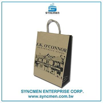 Bags, paper bags, carrier bags, shopping bags