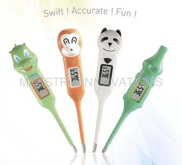 Swift Bendable Digital Thermometer