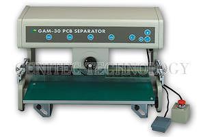 Taiwan Gam30 V Cut Pcb Separator Genitec Technology Co