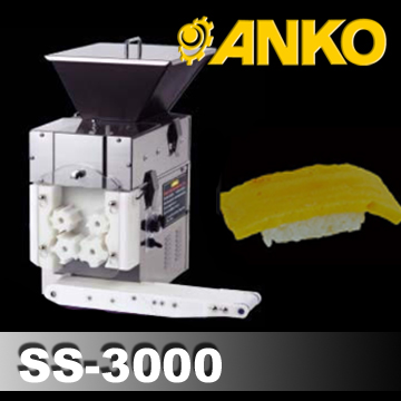 Ice Box Cookies Extruder and Slicer(Ice Box Cookie, Anko Food Machine)