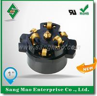 "1"" Three Phase Temperature And Current Double Protection Motor Protectors For Industrial Motors"