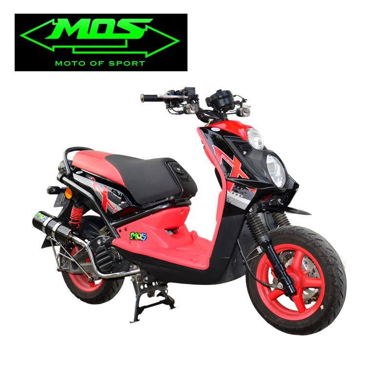 Taiwan MOS Colorful Inner Plastic Cover Set (Red) For Yamaha