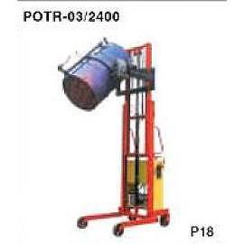 Powered Oil Tank Rotator (300KG