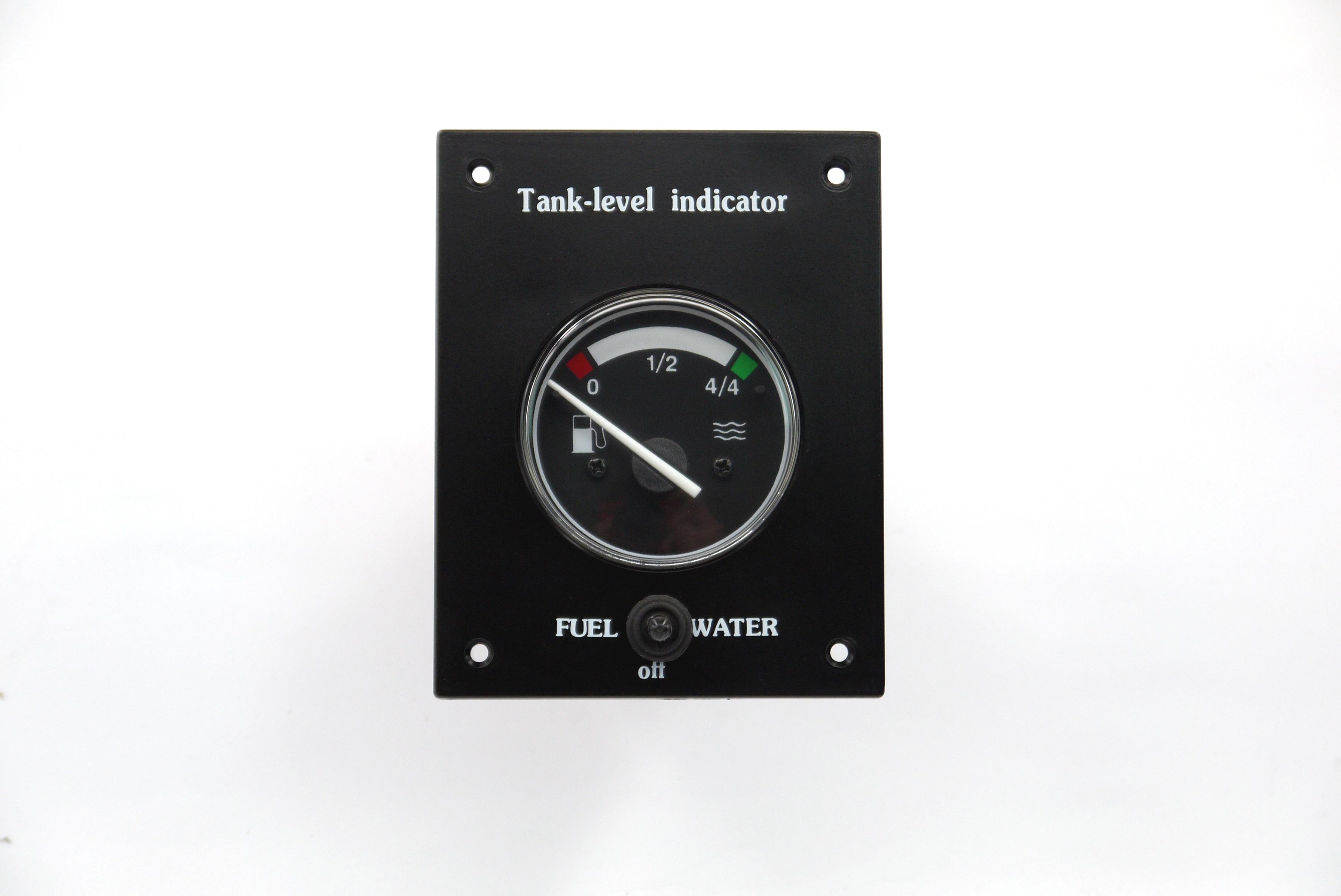Multiple tanks indicator panel (UP2 )