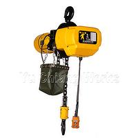 Electric wire rope cable hoist trolley
