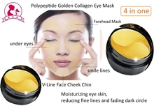 E.L.G Polypeptide Golden Collagen Eye Mask