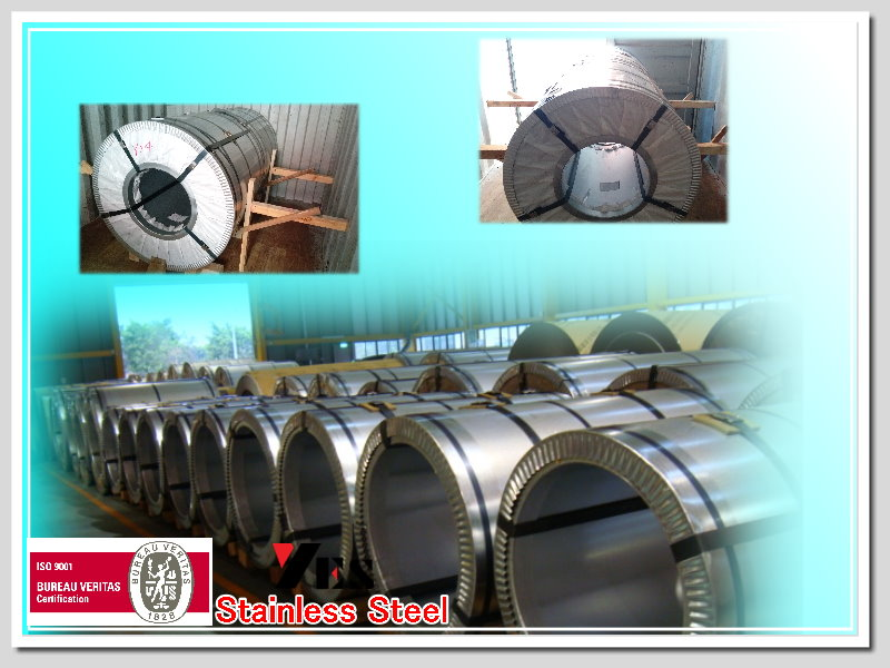 TAIWAN CHINA STAINLESS STEEL COIL
