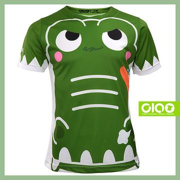 ODM service Digital printing tropical summer U.S. marathon jersey