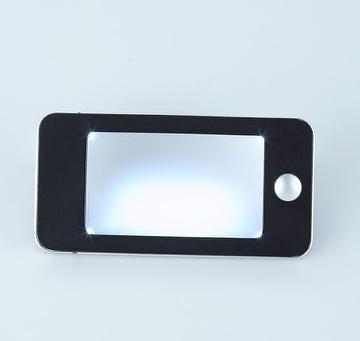 Lupa de LED, lupa iluminada, lupa con luz, lupa de iphone, lupa de lectura, lupa de bolsillo, lupa de lectura con luz LED