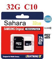 MicroSD/Micro SDHC/TF, 32GB Class 10 Flash Memory Card