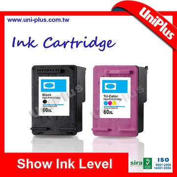 Taiwan Chip Resetter for HP 60 CC640W Ink Cartridge