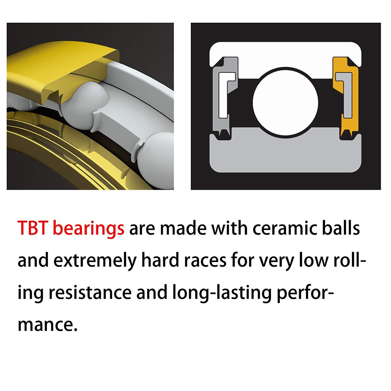 TOKEN Press Fit Bottom Bracket PF30//BB386//BBright to Shimano//SRAM GXP//BB386//BB30