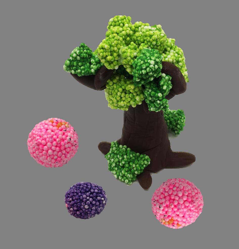 foam tree and ball2