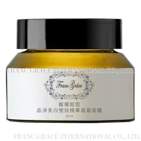 Franc Grace Crystal Whitening Essence Mask 30
