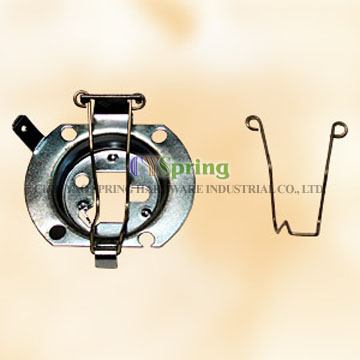 Clip, Fastener, U-Nut, Bulb Holder, E-ring, Hose Clamp, Automobile Parts