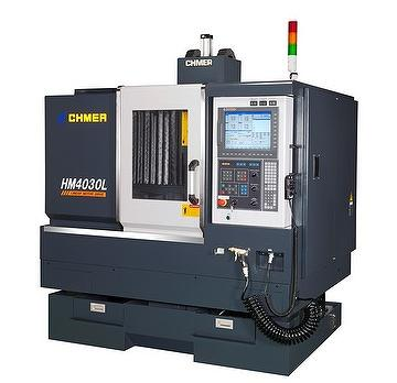 3-AXIS LINEAR DRIVE HIGH SPEED MILLING MACHINE