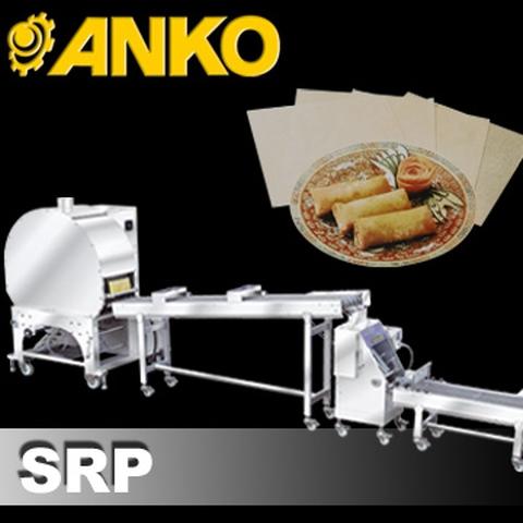 Máy làm bánh cuốn Bánh Tráng Cuốn Chả Giò thức ăn nhanh tự động ANKO