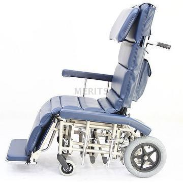 Taiwan Merits Full Reclining Rehab Wheelchair- Hydraulic Seat Lift ...