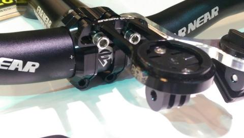 GPS Mount Attached on Stem Clamp, for WAHOO, ELEMNT