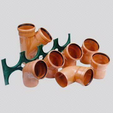 Hot selling PVC pipe fitting moulding