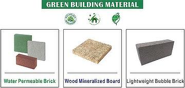 Taiwan green building material hpb technology co ltd for Green building features checklist