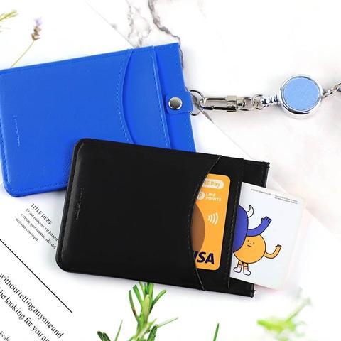 ID Card Holder Set (Vertical Type)