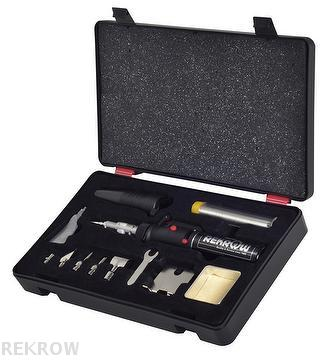 Multi-purpose soldering tool kit set