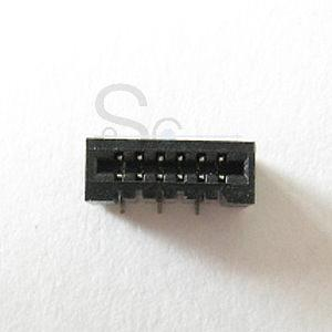 Taiwan 1 0mm Pitch Non Zif Fpc Smt Vertical Dual Contact
