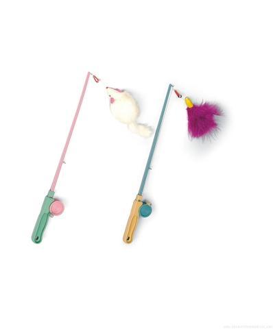 Kitty Fishing Rod