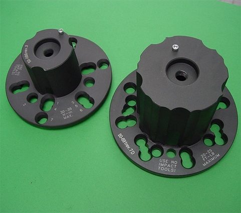 Custom Made Ductile Iron CNC Machined Parts