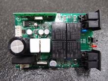 Adjustable bed control board